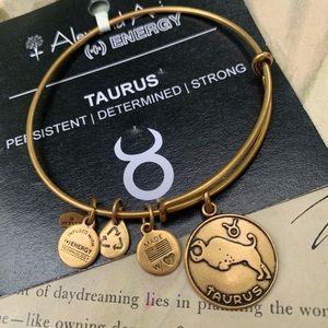Alex and Ani Taurus Bracelet